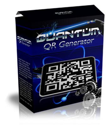 Product picture Quantum QR Code Generator (MRR)