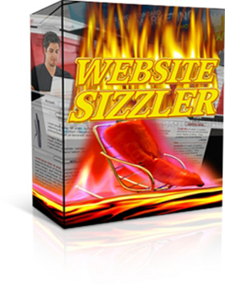 Product picture Website Sizzler