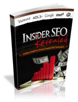 Product picture Insider SEO Revealed